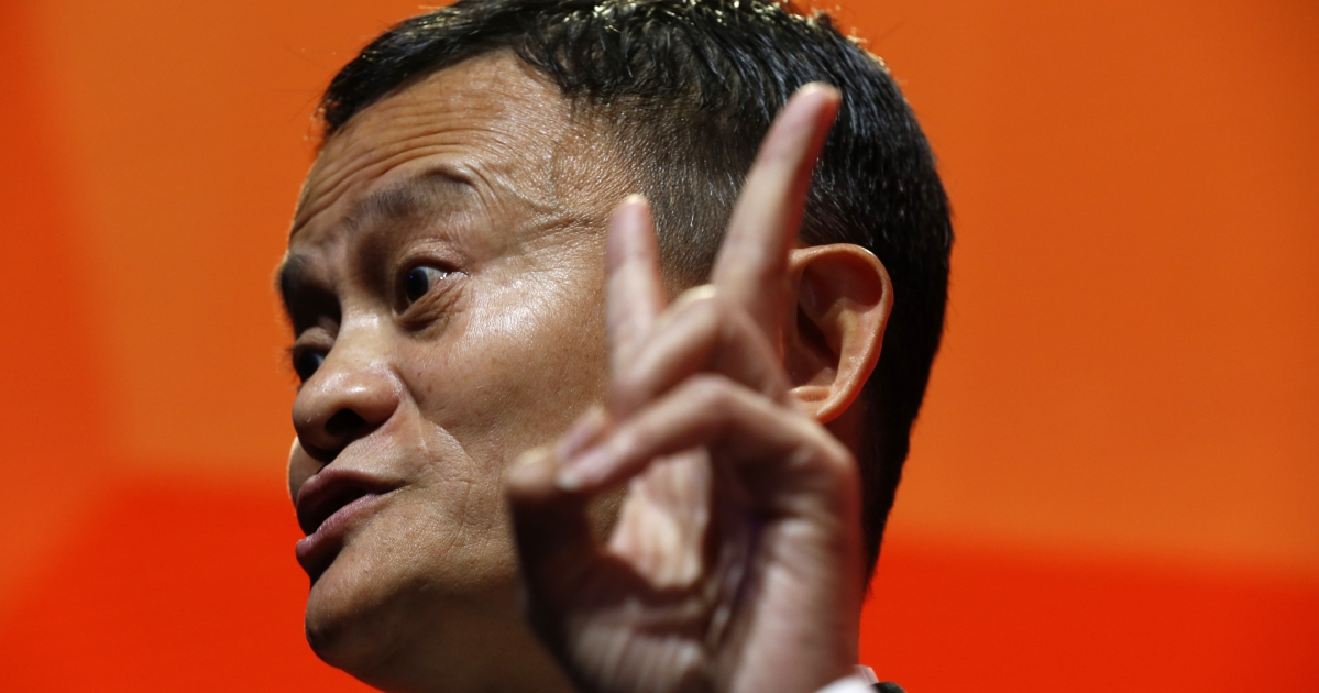 U.S.-China Trade War: Alibaba's Jack Ma Warns U.S.-China Trade War Could Last 20 Years