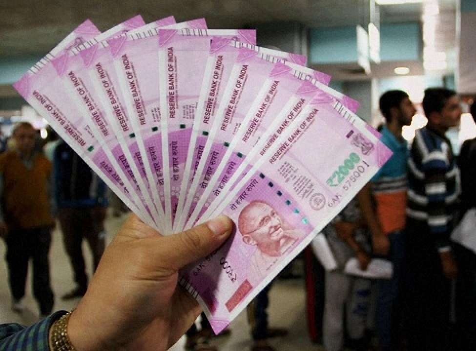 RBI stops printing, circulating Rs 2,000 currency notes