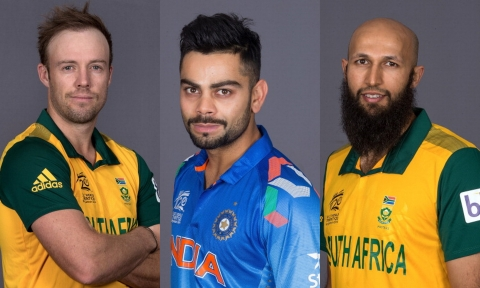 ABD, Virat & Hashim - the best in the world today!