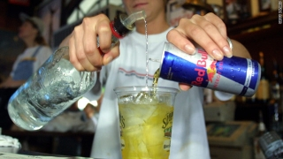 Energy drinks and alcohol can prove to be a lethal combination