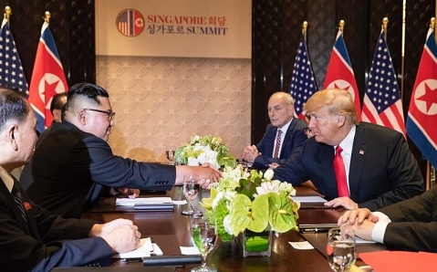 "At their June 12 summit, President Donald Trump and Democratic People's Republic of Korea (DPRK) leader Kim Jong Un signed a joint statement committing to ""cooperate for the development of new U.S.-DPRK relations and for the promotion of peace, prosperity, and security of the Korean Peninsula and of the world."" But it is difficult, if not impossible, for Westerners and other outsiders to know what role biotech will play toward fulfilling those commitments within the DPRK, since the government has communicated only sketchy information about its biotech facilities and efforts, which include civilian as well as military applications."
