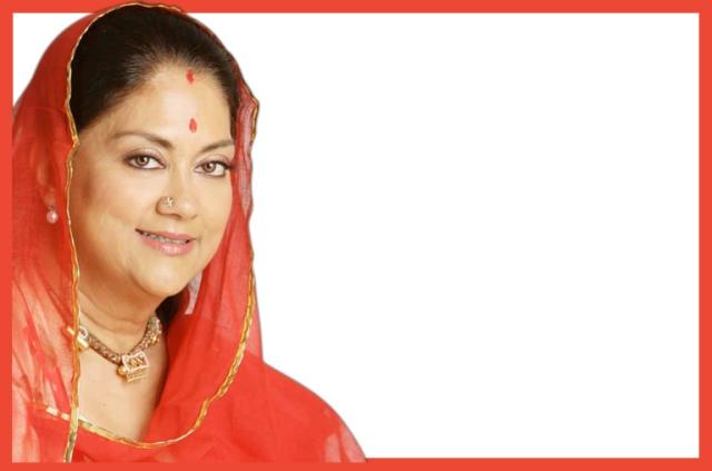 Interview: Vasundhara Raje, Chief Minister Of Rajasthan
