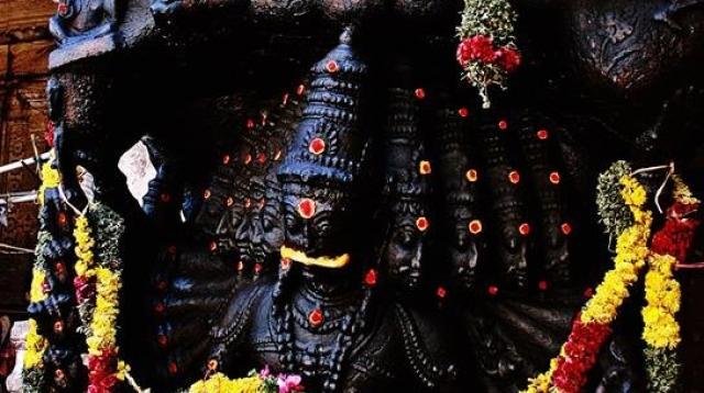 When Shiva Showed Ravana His Place