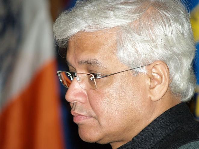 Amitav Ghosh (Photo: David Shankbone)