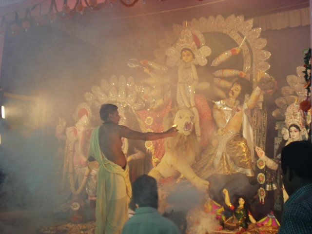 Keeping Alive The Spirit Of Durga Puja