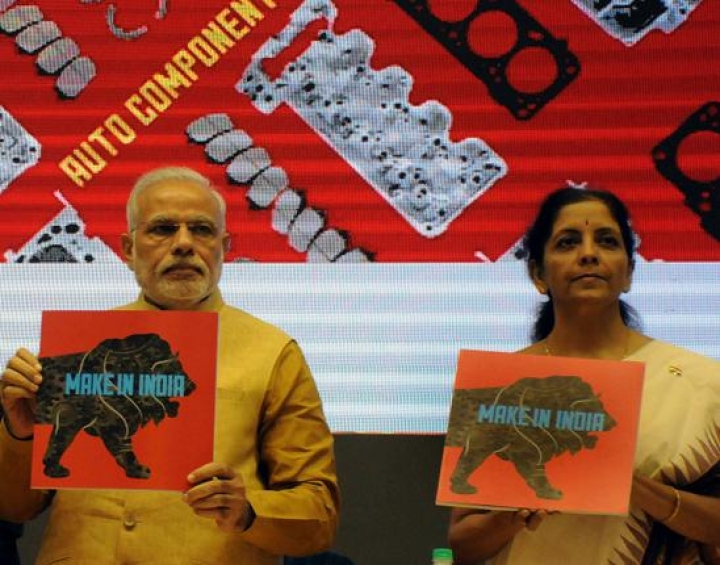 Can Make in India Learn From Make It in Germany?