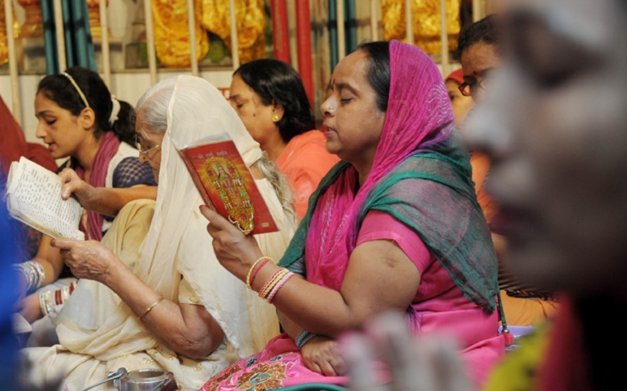 How we should approach the phenomenon of studying hinduism photo credit getty images ccuart Image collections