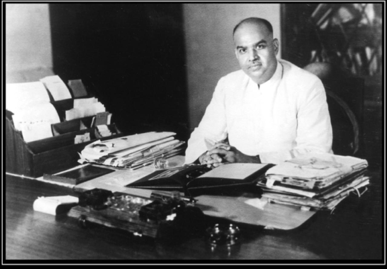 Dr. Shyamaprasad Mookerjee