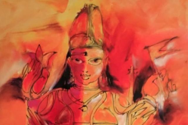 Why You Should Seek Saraswati's Blessings On Deepawali
