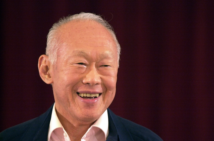 Obit: Lee Kuan Yew - The Gardener Is No More
