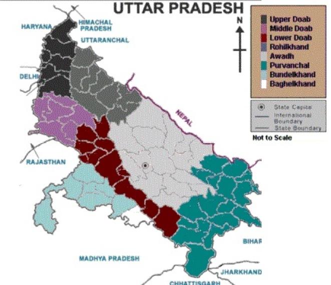 A Case For Splitting Uttar Pradesh Into Smaller States