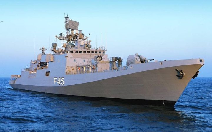 Talwar Frigates: Stealth Ships That Could Sink Pakistan