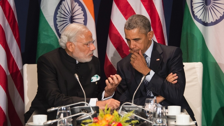Obama Signs Defence Bill That Makes India Major Defence Partner And Put Conditions On Aid To Pak