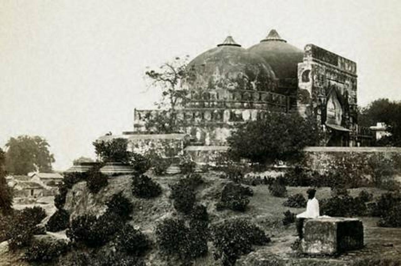 Babri Mosque