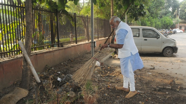 Swachh Bharat Mission: Prime Minister's Personal Involvement Has Proved To Be A Game Changer
