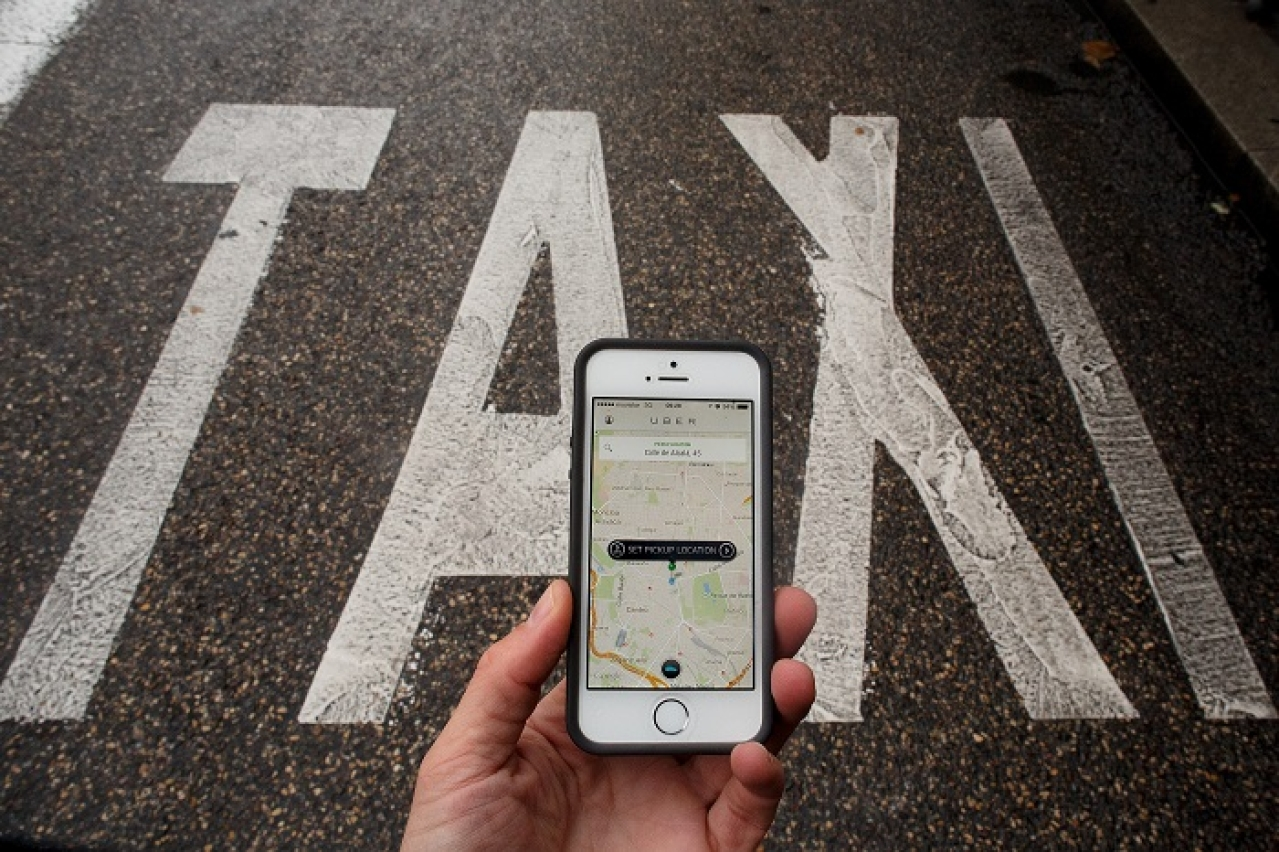 App based taxi aggregators are under attack.