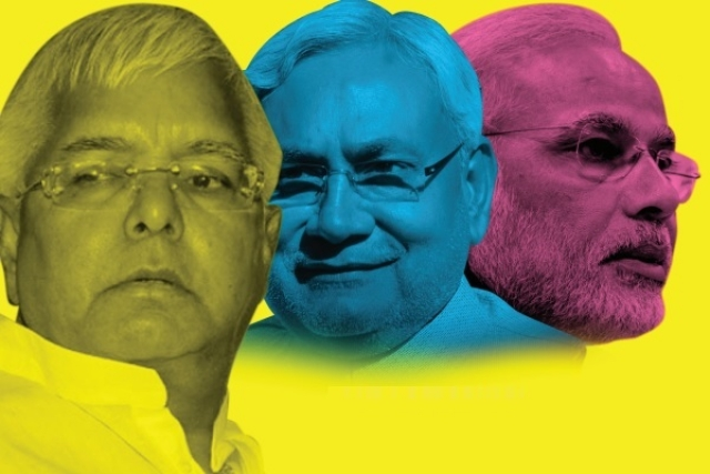 At The Pivot Of The Battle In Bihar
