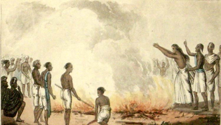 The Sati Strategy: How Missionaries Used An Extinct Practice As A Rallying Point To Christianise India