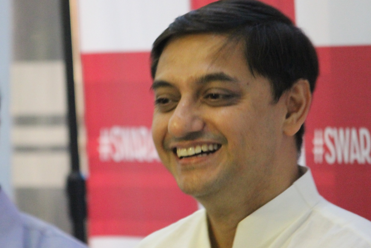 Sanjeev Sanyal At Swarajya Conversations