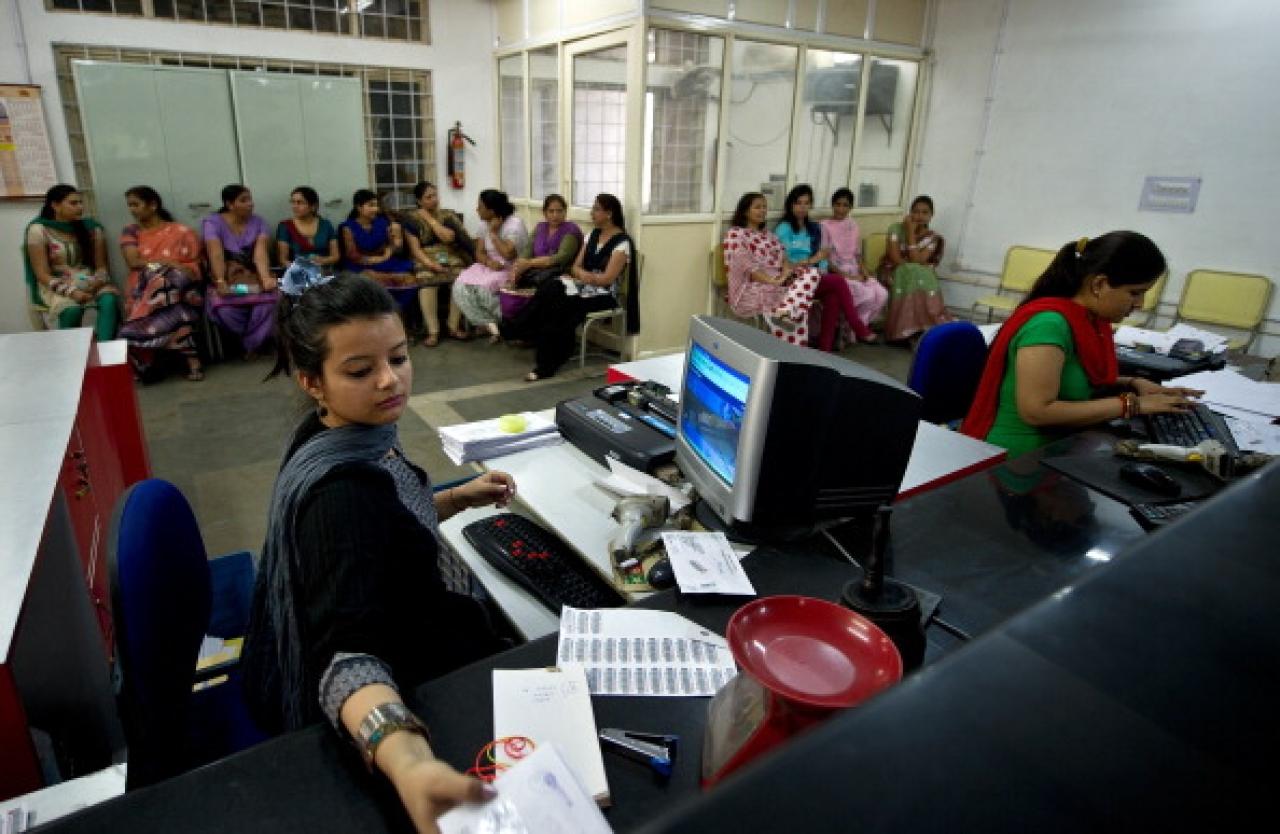 Women at Work/Getty