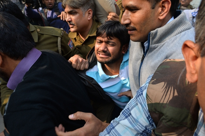 Slogans raised by JNU students cannot be claimed to be protected as fundamental rights, says HC