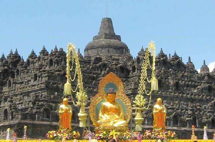 Central Java - Epitome Of Dharmic Architecture In South East Asia Part 2
