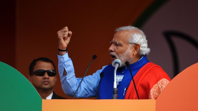 Modi Is Offering A 56-Inch Dartboard To Critics By Not Devolving More Power To States