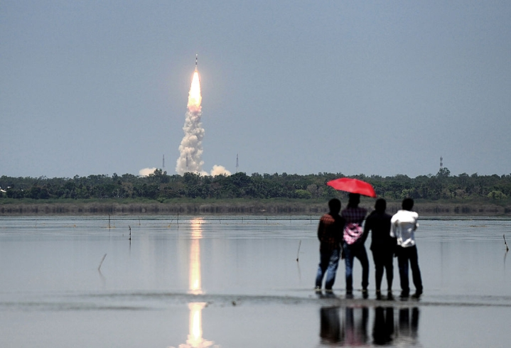 Why India's Own Navigation Satellite System Will Be A Boost For Its Armed Forces