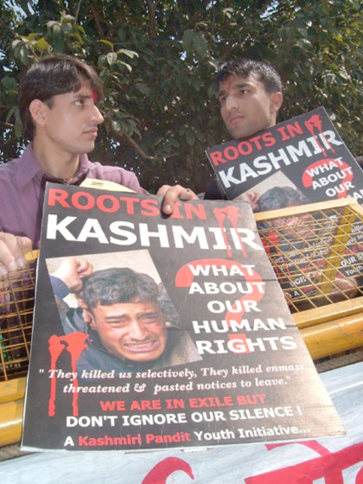 Secularism through the eyes of a  Kashmiri Hindu
