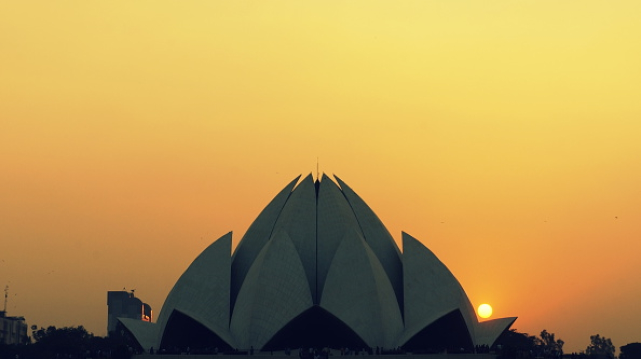 Lotus Temple/Getty Images