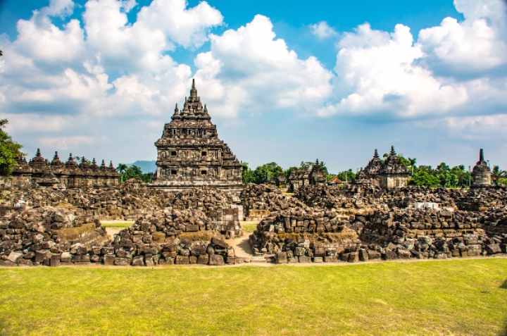 Central Java - Epitome of Dharmic Architecture in SE Asia - Part 3