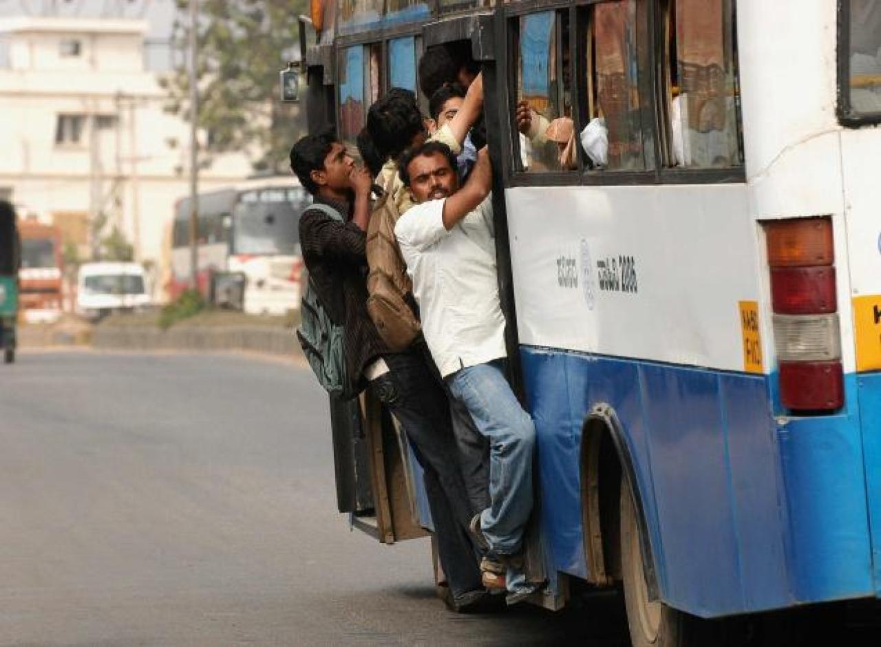 Brigade Road to Bannerghatta in Bengaluru/ Image From ichangemycity.com