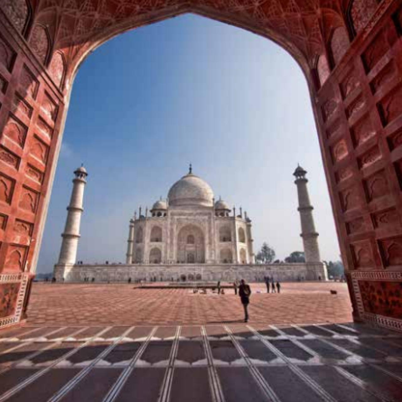 """Many Hindu 'history rewriters' put out claims  that would make legitimate historians shudder.  Like the Taj Mahal was a Hindu temple."""
