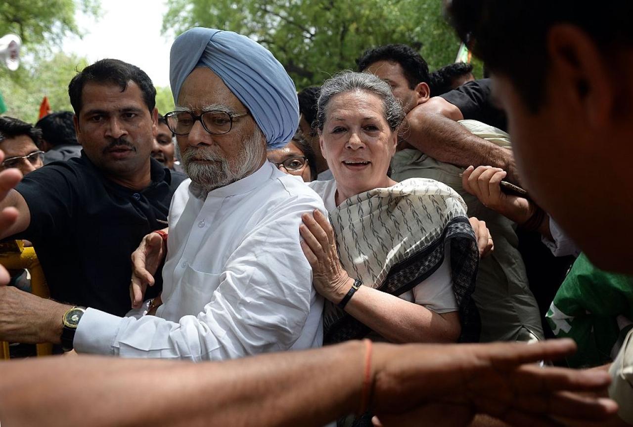AFP/PRAKASH SINGH (Photo credit should read PRAKASH SINGH/AFP/Getty Images.