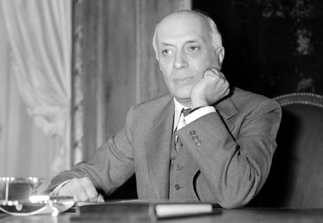 Jawaharlal Nehru/ Getty Images