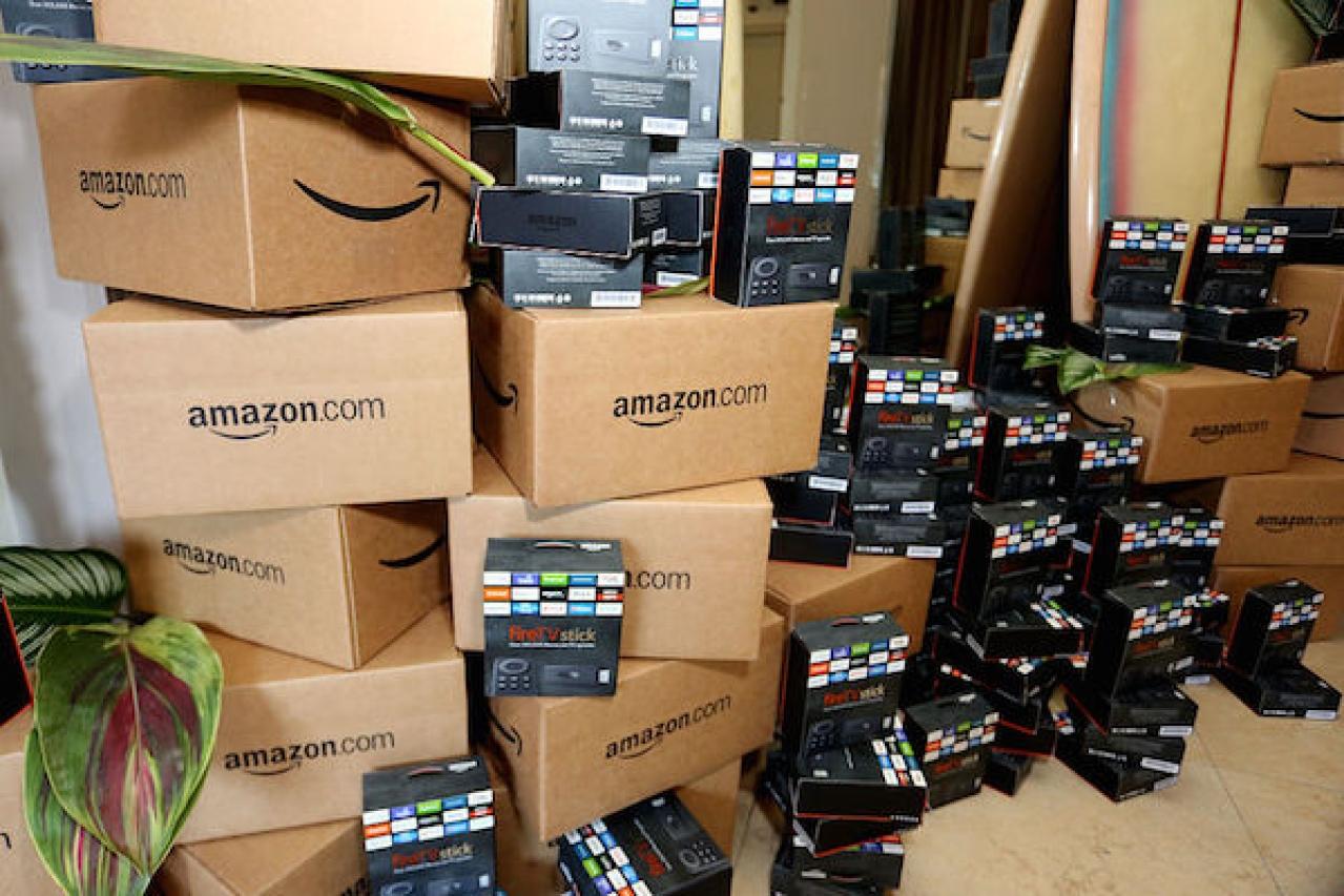 Photo: Rachel Murray/Getty Images for Amazon