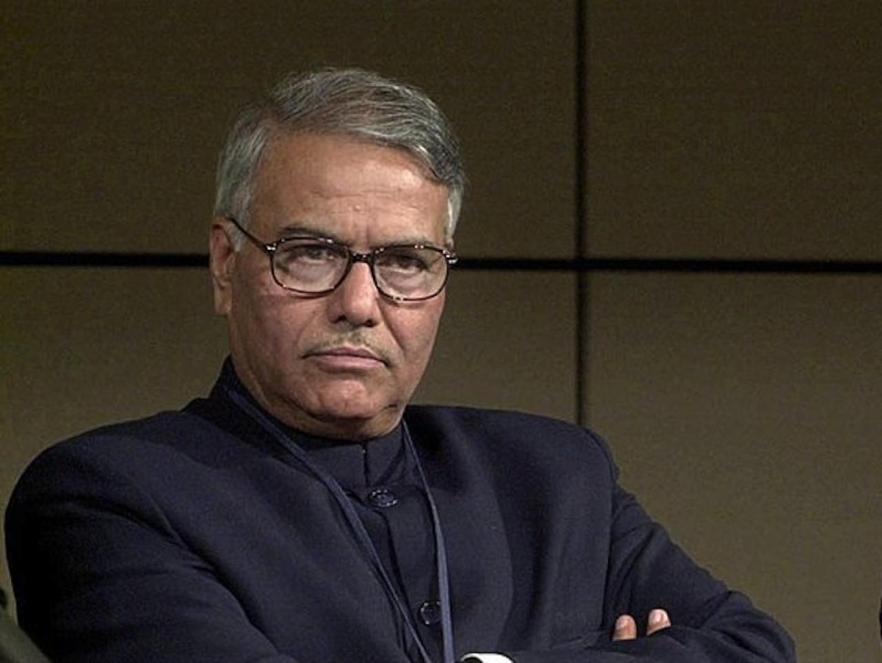 Yashwant Sinha (LESLIE E. KOSSOFF/AFP/Getty Images)
