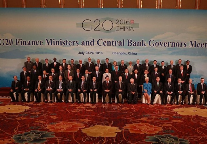 G-20:  West Abandons Its Theological Belief In Unbridled Free Markets
