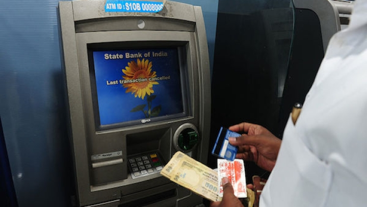 As India Decisively Shifts Towards Digital, ATMs May Become A Relic Of The Past
