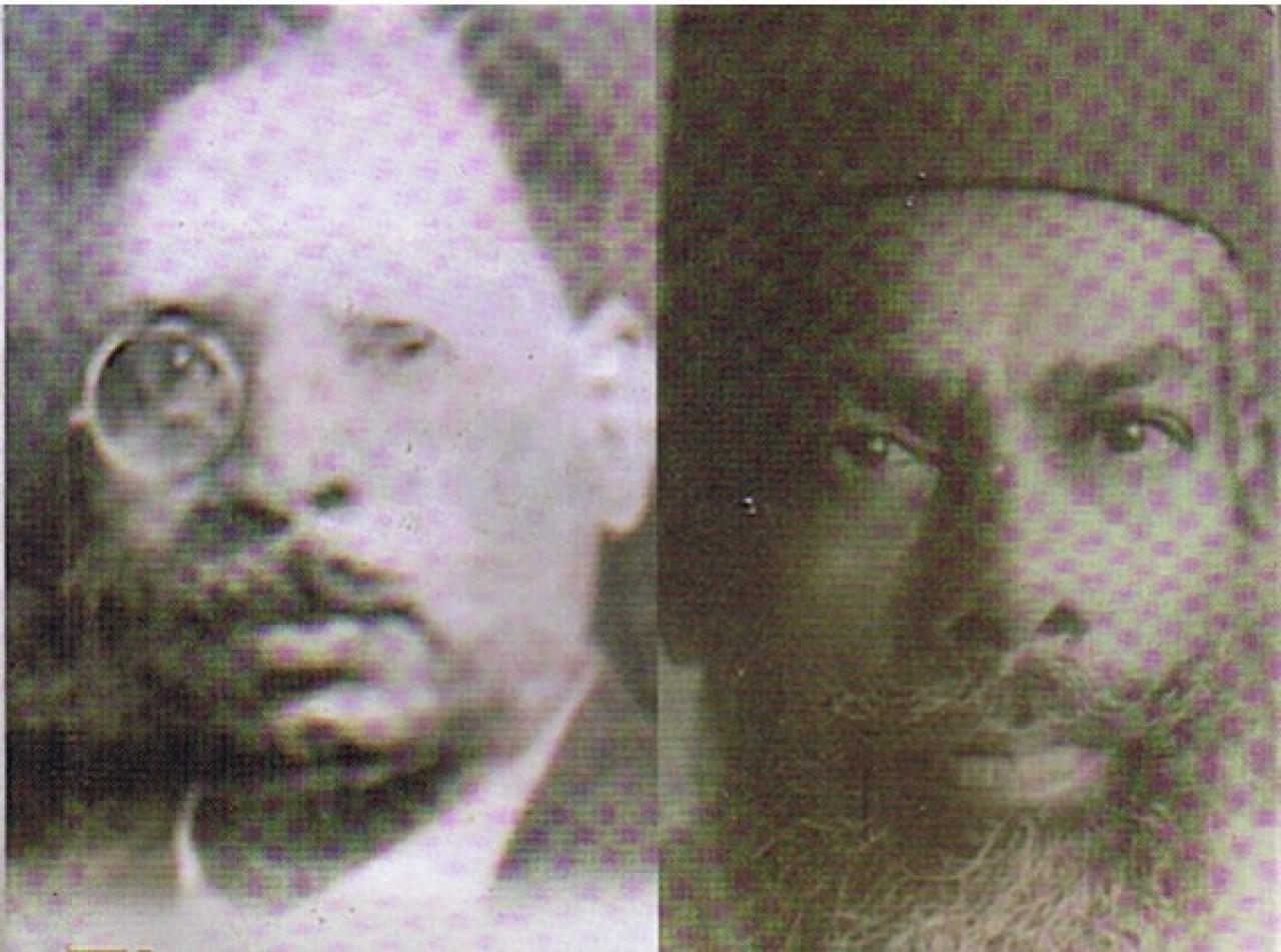 Rajah and Moonje