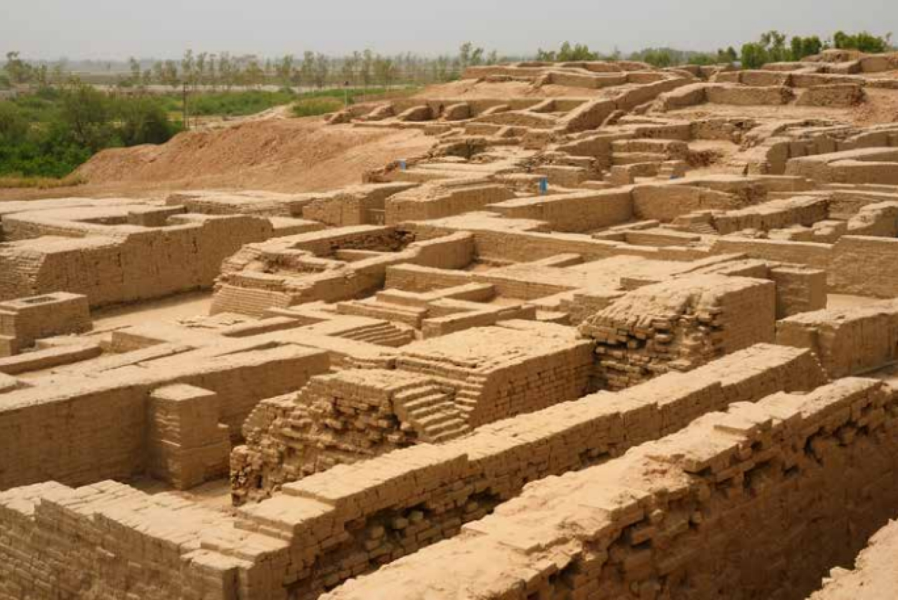 There is now conclusive scientific proof that we are at least 2,500 years older than Harappa, and that Indic civilisation has existed since time immemorial without any break.