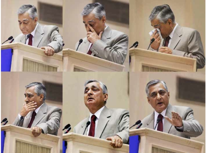 Chief Justice of India, T.S. Thakur