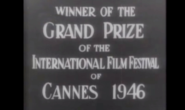 This Indian Film Won The Highest Prize In Cannes In 1946, But Still Remains Forgotten