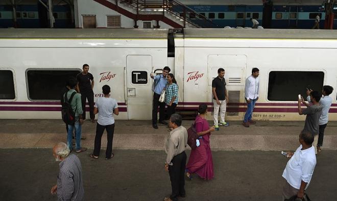 High-Speed Talgo Trains May Be Operational On Mumbai-Delhi Corridor By Next Year
