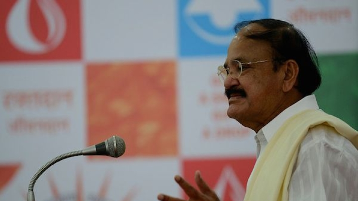 Smuggling Of Fake Indian Currency Comes Down Significantly: Venkaiah Naidu