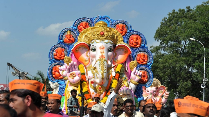Bombay HC Got A Petition Against State Govt's Award To Ganpati Pandals-And Thankfully Dismissed It