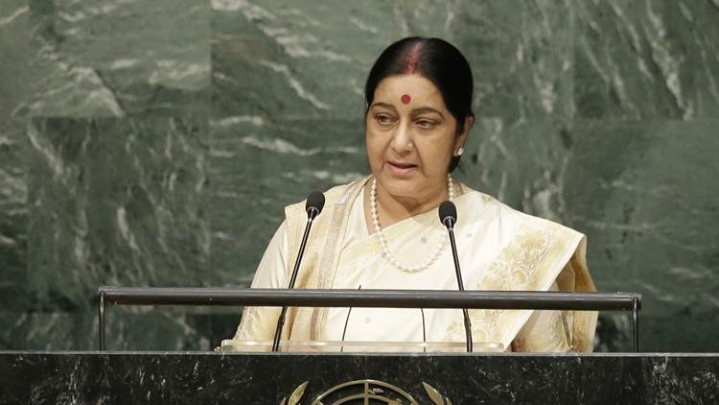 Morning Brief: Swaraj Dismisses Trump's Paris Pact Claims; Gulf Crisis Widens; India Tops Ease Of Doing Business Index