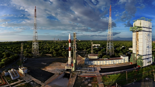 Foreign Companies To Bear Half The Cost Of ISRO's Record Satellite Launch
