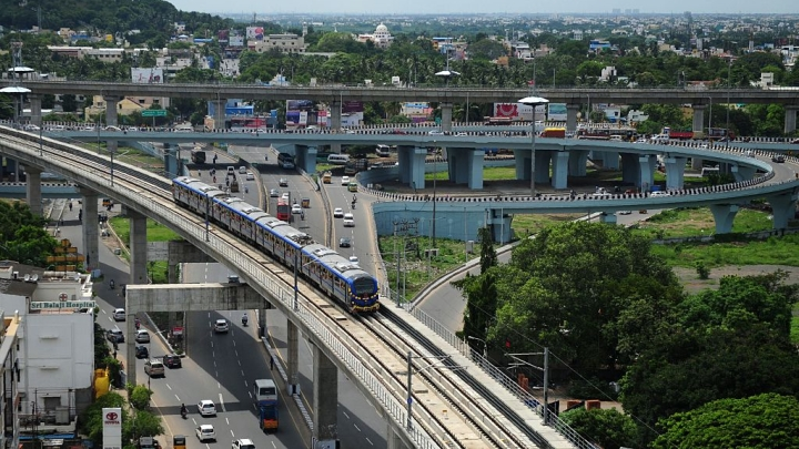 Chennai Metro: You Can Board A Train Every Two Minutes From Chennai Central Next Month