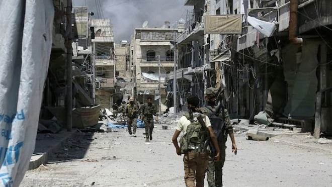 Nassim Nicholas Taleb Explains Syrian Conflict In One Propaganda Free Chart